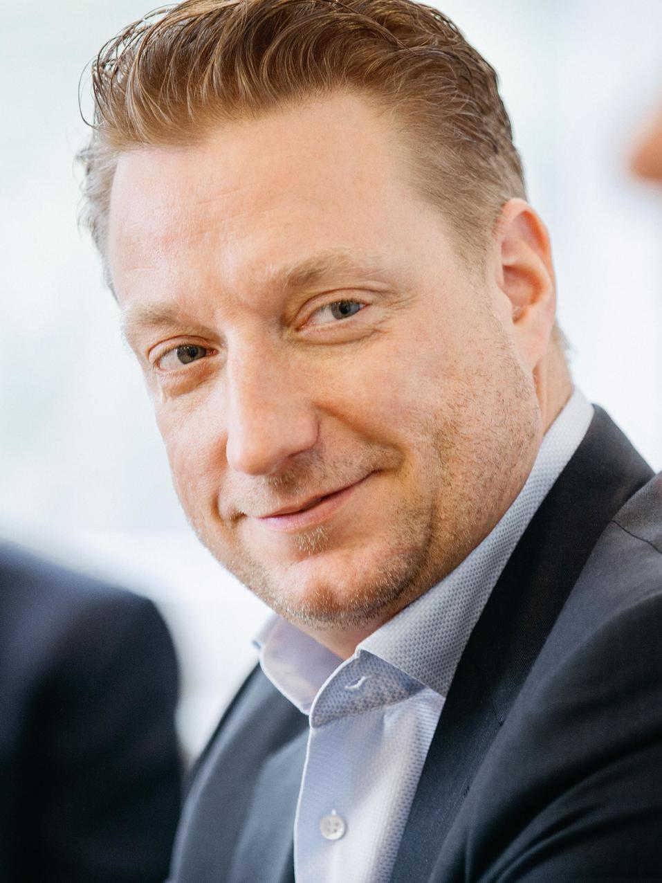 Writing the next chapter in the family success story: Christoph Schorge, Managing Director of EEW.