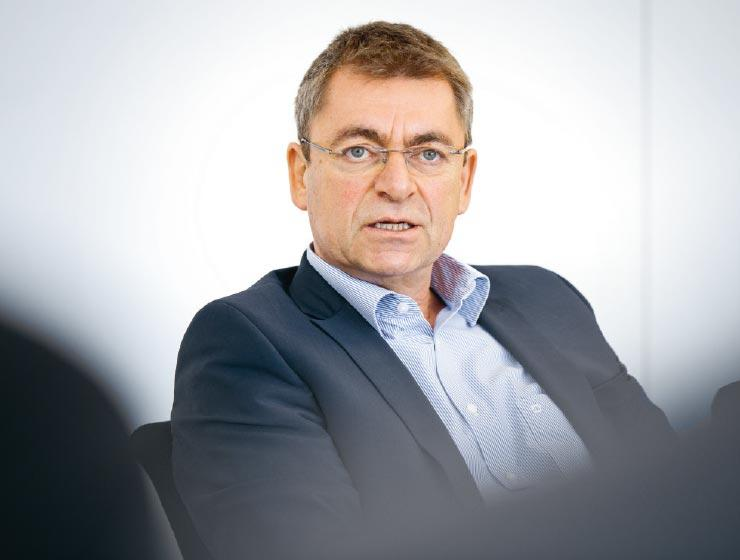 Ralf Pulverich, Managing Director of Eisenwerke